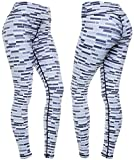 CompressionZ Women's Compression Pants (Brick - S) Best Full Leggings Tights for Running, Yoga, Gym