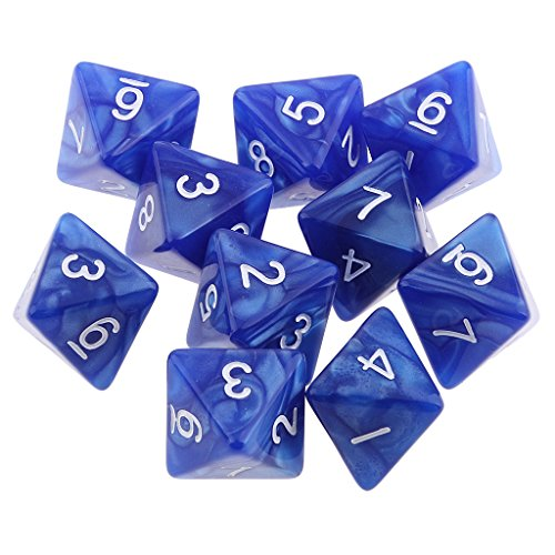 8 sided dice - 7