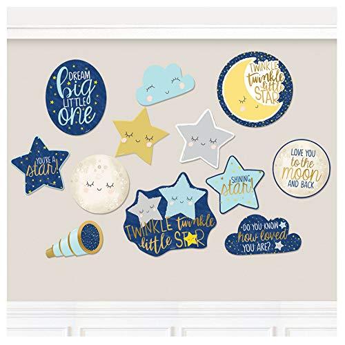 Amscan Twinkle Little StarCutouts]()
