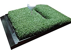 Thick Super Tee Golf Mat Turf Top For Optishot from All Turf Mats