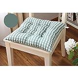 Tenworld Indoor Home Kitchen Office Seat Pads Chair Cushion 4040cm (Green)