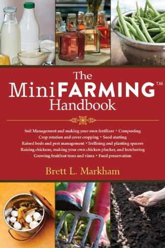 Garden Compost Pile - The Mini Farming Handbook