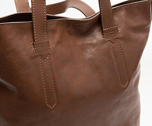 Timberland Borsa Donna Bellows Fall Tote Bag Saddlebrow