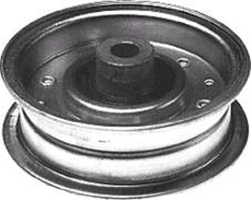FLAT IDLER PULLEY REPLACES OEM:MTD 756-0981A, 756-0981B, 756-04224 OUR PART NUMBER: 36-1093