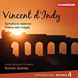Orch Works 4 / Sym Italienne / Poeme Des Rivages