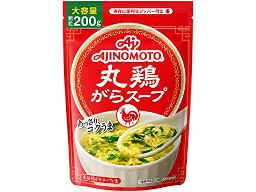 Ajinomoto round chicken stock 200g ()