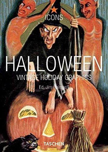Halloween: Vintage Holiday Graphics -