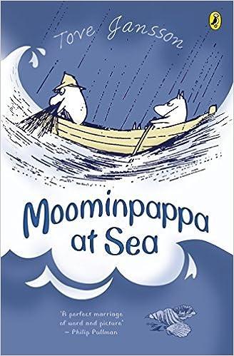 Moominpappa At Sea by Tove Jansson (2009-07-28)