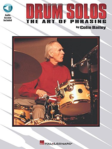 Drum Solos: The Art of Phrasing (Book & Online Audio)