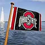 Cheap OSU Buckeyes Boat and Nautical Flag
