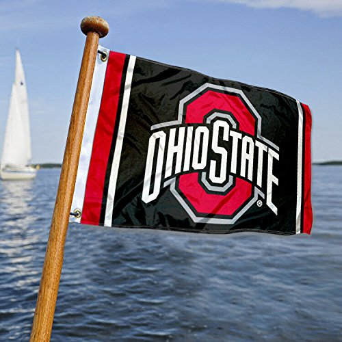 Cheap OSU Buckeyes Boat and Nautical Flag