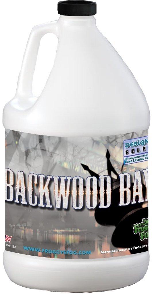 1 Gal - Backwood Bay - DS Long Lasting Fog Machine Fluid Froggys Fog DS-BB