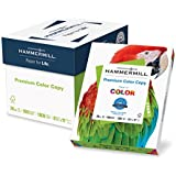 Hammermill Paper, Premium Color Copy Paper 8.5 x 11 Paper, Letter Size, 28lb Paper, 100 Bright, 6 Packs / 1,800 Sheets (102700C) Acid Free Paper, White