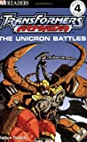 Dk Readers Transformers Unicron Battles Level 4