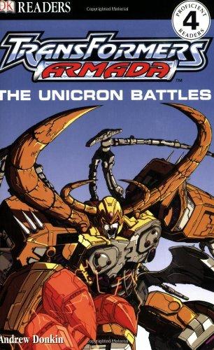 The Unicron Battles (Transformers Armada)