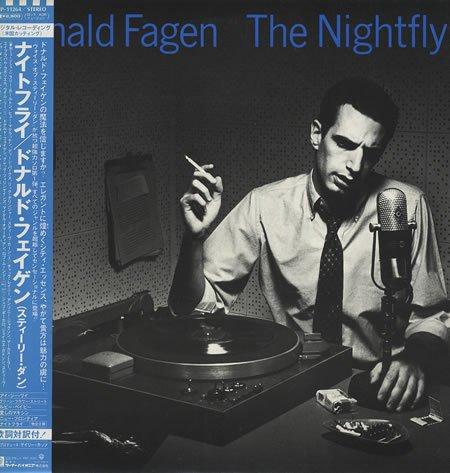 Amazon.com: Donald Fagen / the Nightfly - Japan Press Lp ...
