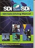 SDI Solo Diving Manual