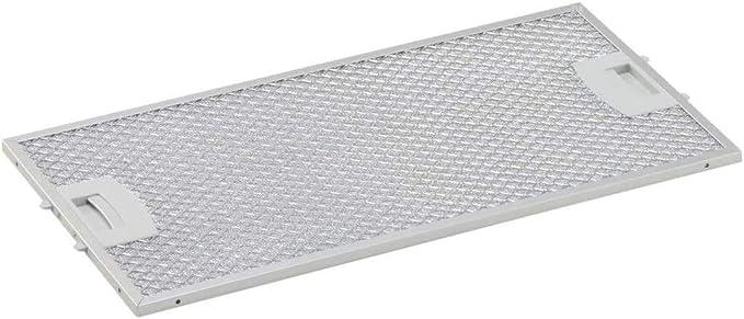 DREHFLEX AK108 - Filtro de grasa para Bosch Siemens, Neff Constructa, metal para varias campanas extractoras, apto para piezas número 00434107/434107: Amazon.es: Grandes electrodomésticos