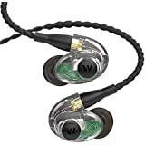 Westone AM Pro 30 Triple-Driver Universal-Fit In-Ear Musicians' Monitors with SLED Technology and Removable Twisted MMCX Audio Cable