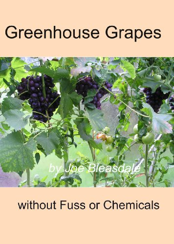 Greenhouse Grapes Without Fuss Chemicals ebook product image