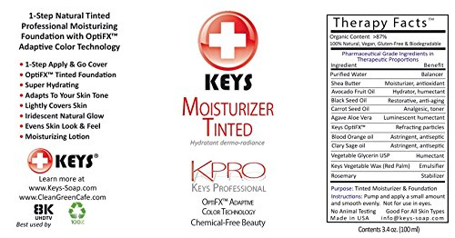 Buy tinted moisturizers for rosacea