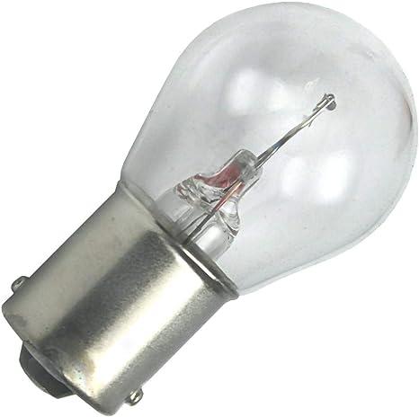 Ge 40778 P21w 24v Miniature Automotive Light Bulb Incandescent Bulbs Amazon Com