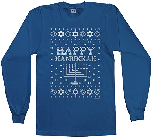 Men's Happy Hanukkah T-shirt