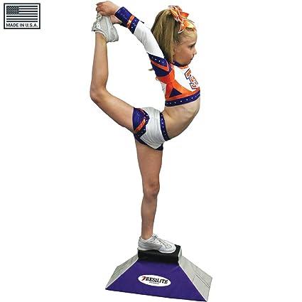 amazon com balance trainer purple with gray sides black