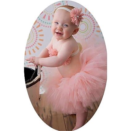 Chlyuan-bb Fotografía de Vestuario Bebé Fotografía Prop Infant Tutu ...