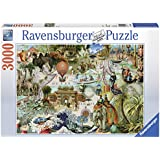 Ravensburger Oceania Jigsaw Puzzle 3000 Piece Jigsaw Puzzle for Adults – Softclick Technology Means Pieces Fit Together Perfectly