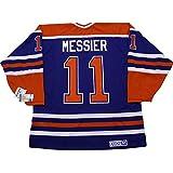Mark Messier Edmonton Oilers CCM vintage jersey