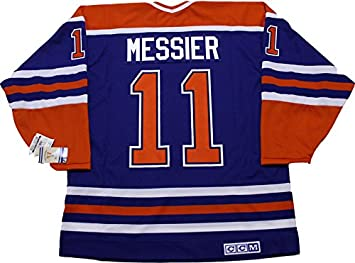 best website 24748 30c8b Mark Messier Edmonton Oilers CCM vintage jersey, Jerseys ...