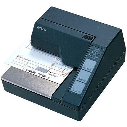 Epson TM-U295 (292): Serial, w/o PS, EDG: Amazon.es: Electrónica