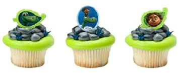 Amazoncom The GOOD DINOSAUR Arlo Spot 24 Birthday PARTY Cupcake