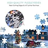 Aqziill Jigsaw Puzzle 1000 Piece for