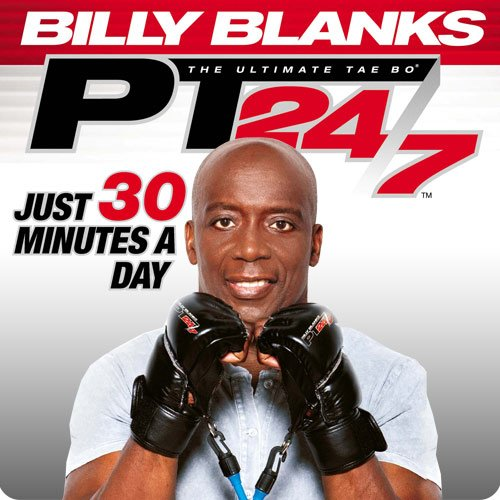 Billy Blanks: PT 24/7 by As Seen On TV