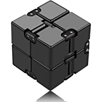 EKKONG Fidgeting di edc di novità - Fidget Cube in Stile con Il cubo Infinite Cube Infinity Cube Fidget Cubo Stress Relief e Ansia Giocattolo per Bambini e Adulti