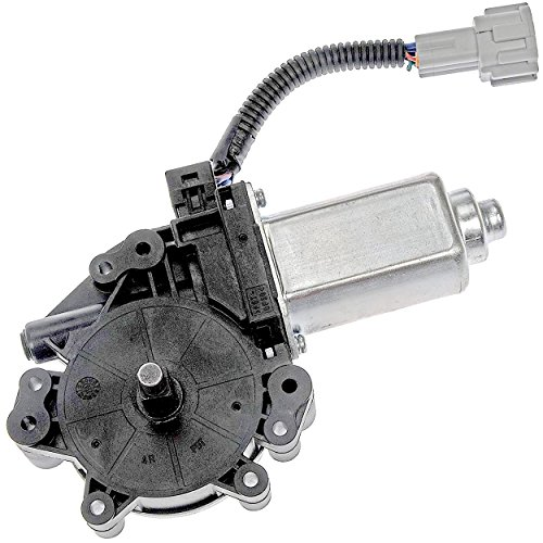 APDTY 853639 Power Window Lift Motor Fits Front Right (Passenger-Side) 2004-2012 Nissan Titan 2005-2012 Nissan Armada 2004 Pathfinder Armada 2004-2011 Infiniti QX56 (Replaces 80730-ZT01A, 80730ZT01A) ()
