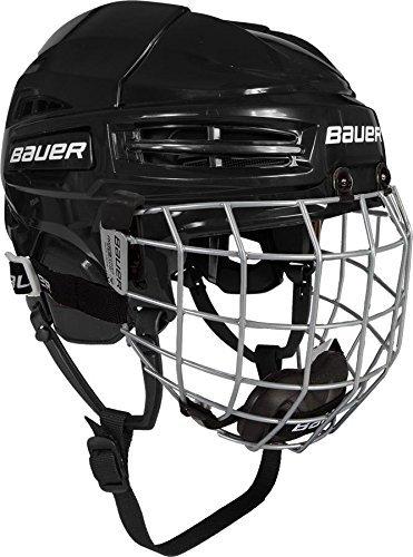 Bauer IMS 5.0 Helmet Combo, Black, Large
