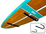 StoreYourBoard SUP and Surfboard Ceiling Storage Rack | Hi-Port Overhead Mount