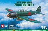 Tamiya Models Mitsubishi A6M5 Zero Fighter Model Kit