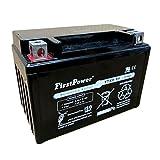 (1) FirstPower YTX9-BS for ATV HOND