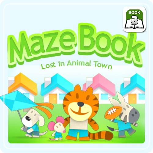 Maze Book 3: Lost in Animal Town [Download]