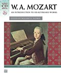 Mozart -- An Introduction to His Keyboard Works: Book & CD (Alfred Masterwork CD Edition)