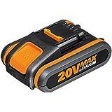 Bateria de Íons de Lítio 20V 2,0Ah Powershare WA3551.1 Worx