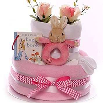Peter Rabbit Nappy Cake 3d3f04e9d3b3