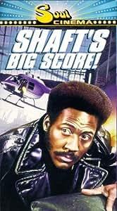 Shaft's Big Score [VHS]