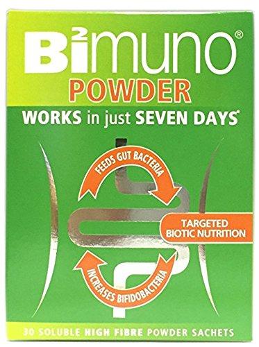 Bi2Muno Prebiotic Food Supplement 30 Sachets (Pack of 6) by Bimuno