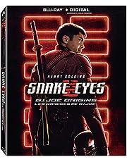 Snake Eyes: G.I. Joe Origins [Blu-ray+ Digital]