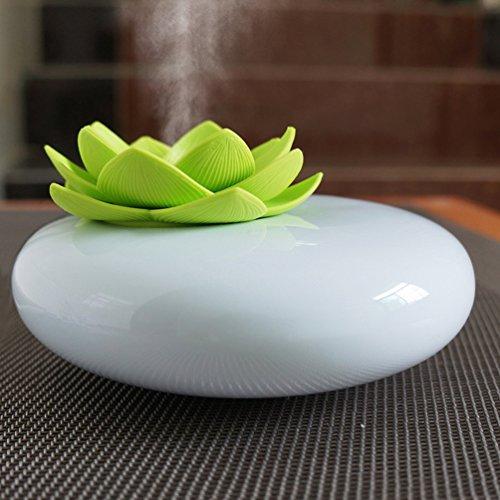 lotus essential oil diffuser - 8